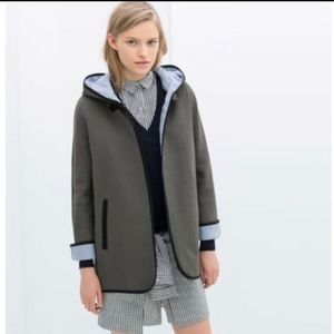 Zara Trafaluc Women's Cape Jacket